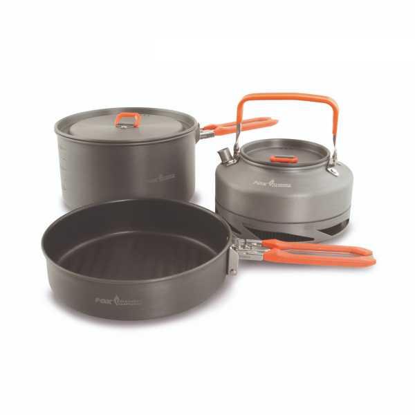 Fox Cookware Medium 3pc Set