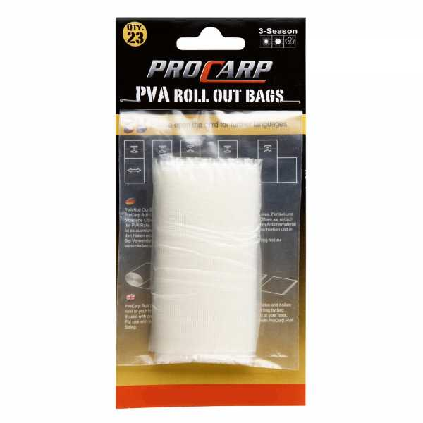 Cormoran Pro Carp PVA Roll Out Bags
