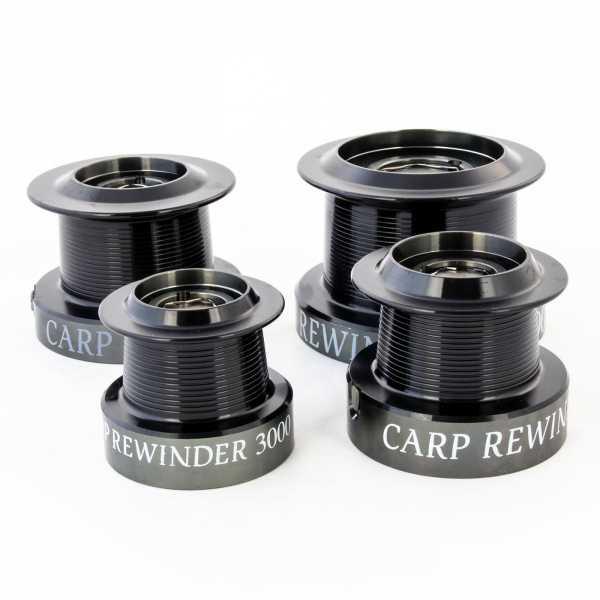 Carp Rewinder Ersatzspule Aluminium 4000