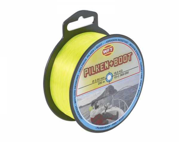 WFT Zielfisch Monofilament - Pilken & Boot