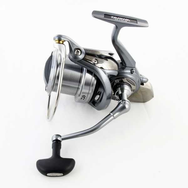Daiwa Tournament Surf QDA Weitwurf
