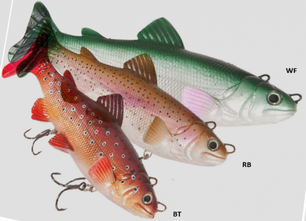 AT-Lure 27 cm Farbe: BT/RB/WF