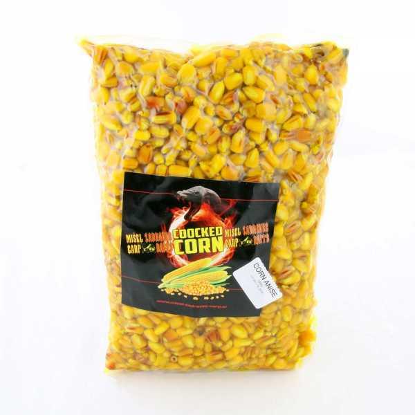 M. Zadravec Baits Cooked Corn Anis 1,5kg