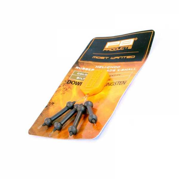 X-Small Heli CHod Rubber n Beads Silt