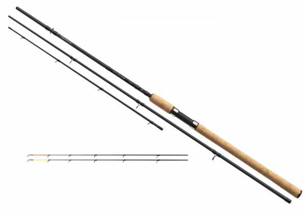 Daiwa Black Widow Feeder Rute