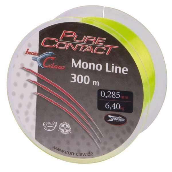 Iron Claw Pure Contact Mono Line 300m