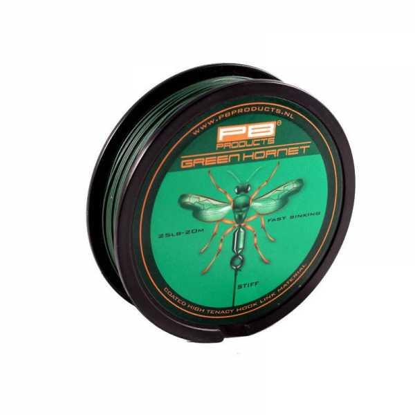 Green Hornet Vorfachschnur 25lb 20m Weed