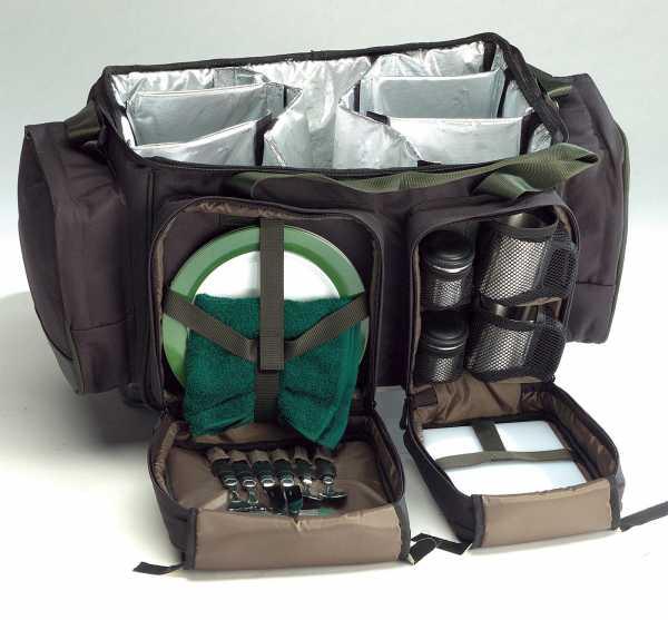 Anaconda Carp Survival Bag offen