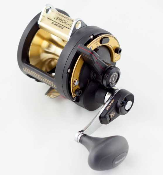 Shimano TLD 2-Speed 20A Rolle