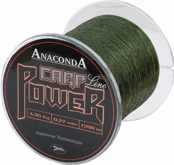 Anaconda Power Carp Line