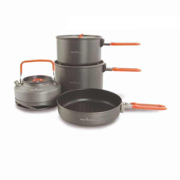 Fox Cookware Large 4pc Set