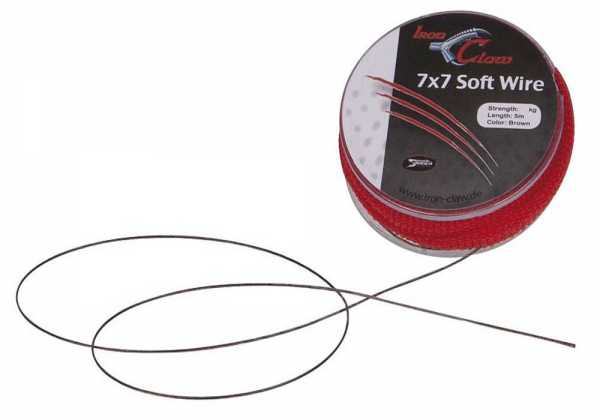Iron Claw 7x7 Soft Wire 5m