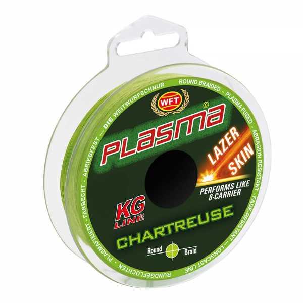 WFT KG Plasma Chartreuse Lazer Skin 150m