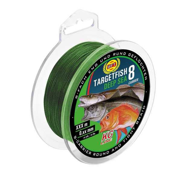 WFT Target Fish 8 TF8 Deep Sea Green