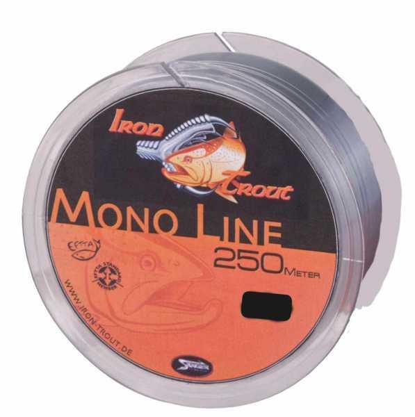 Iron Trout Mono Line 250m
