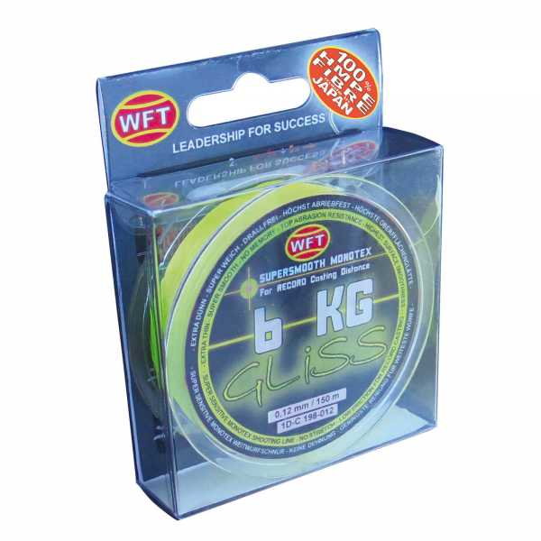 WFT Gliss KG Monotex Chartreuse