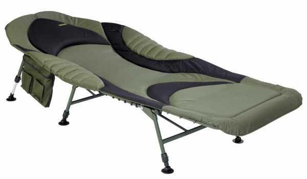 Pelzer Executive Bed Chair II 6-Bein