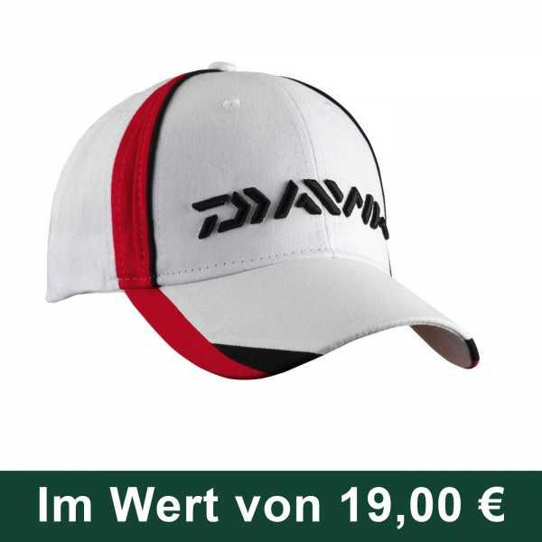 Daiwa Cap White