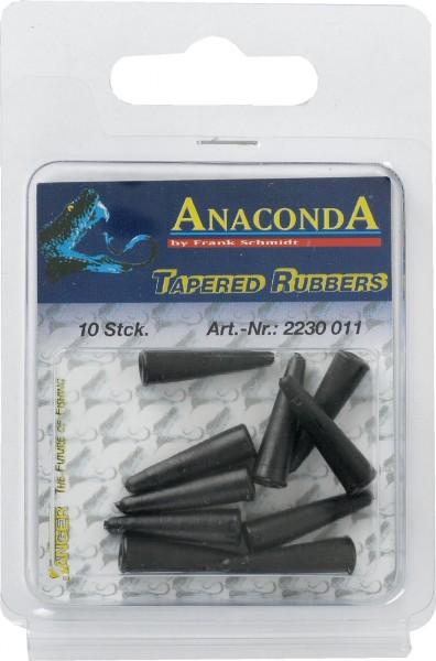 Anaconda Tapered Rubbers 10 Stück