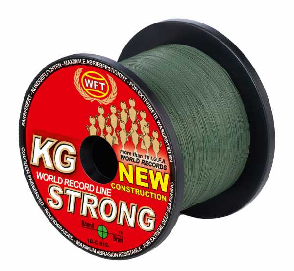 WFT KG Strong Green 300m o. 250m