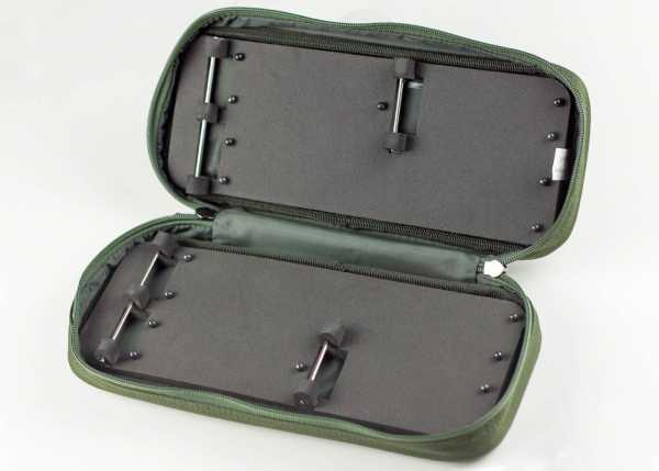 Daiwa Infinity Double Rig Wallet offen