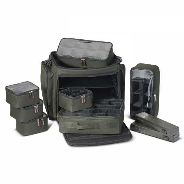 Cute Box Carrier Karpfenbox-Set