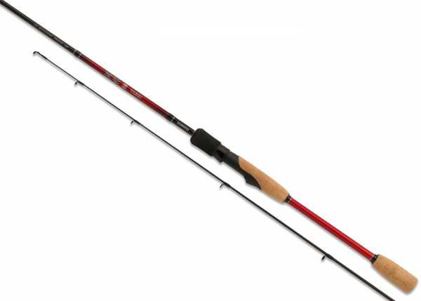 Yasei AX RED Spinning Perch Rute