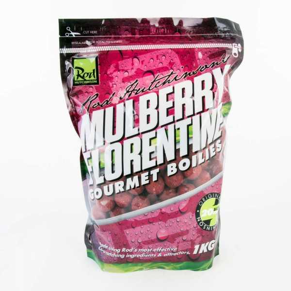 RH Gourmet Boilies Mulberry Florentine 1kg