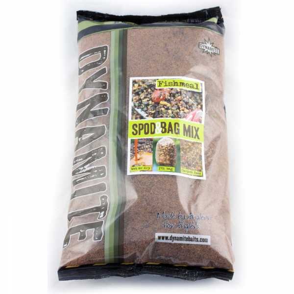 DB Spod and Bag Mix 2kg Fishmeal