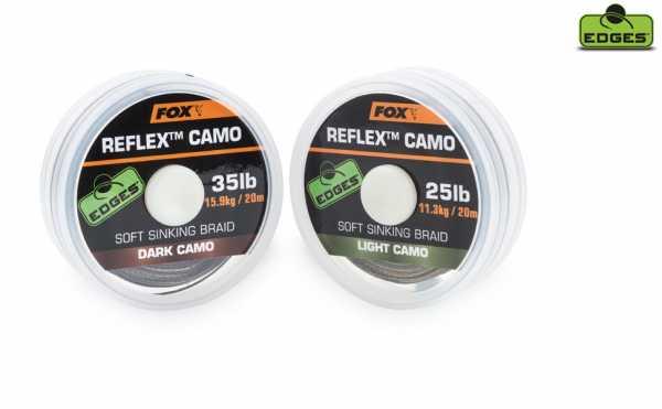 FOX Reflex Sinking Dark Camo 20m