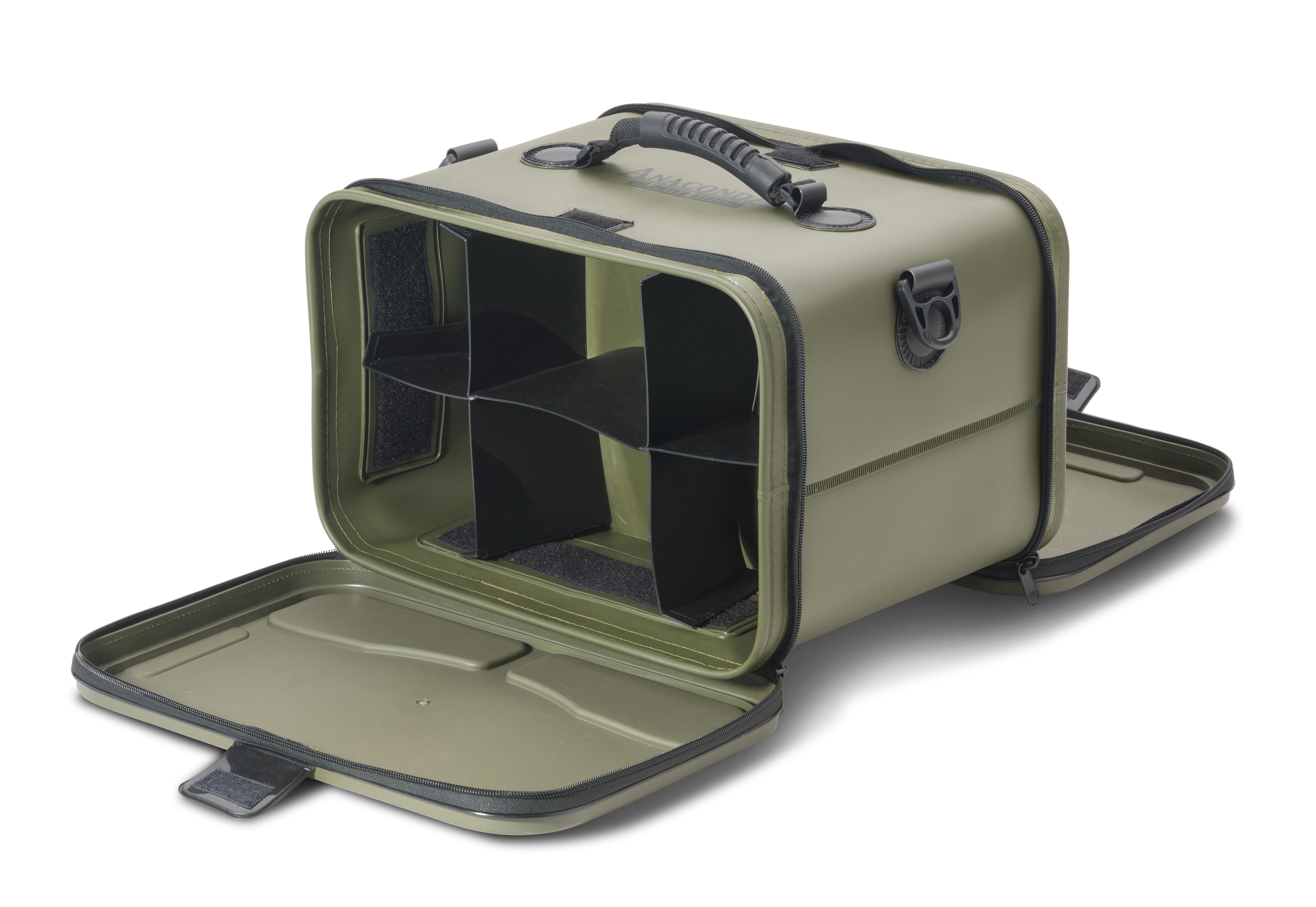 Anaconda Dual Desk Tank L 35