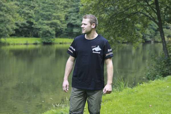 Anaconda T-Shirt Vorne