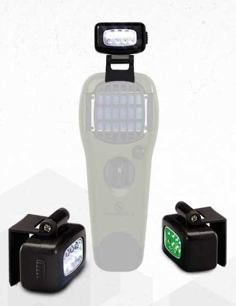 Thermacell LED Beleuchtung