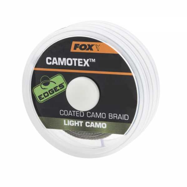FOX Camotex Light Stiff Vorfachschnur