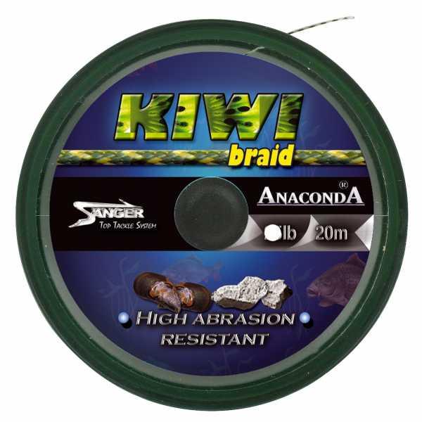 Anaconda Kiwi Braid 20m Front