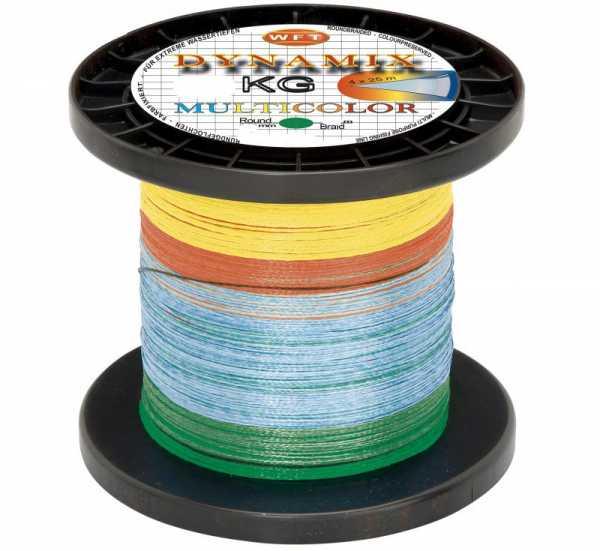 WFT Round Dynamix KG Multicolor 1000m