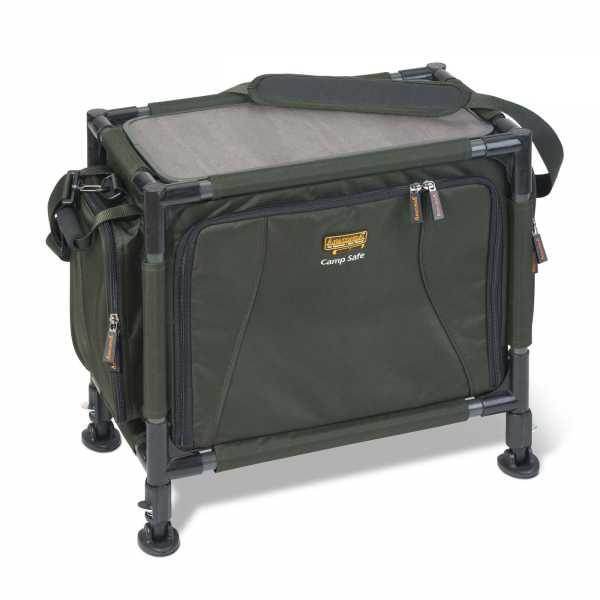 Camp Safe Lagertasche mit Montagetisch