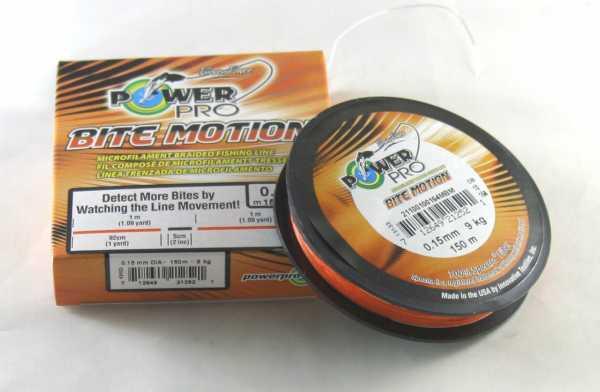 Power Pro Bite Motion 150m