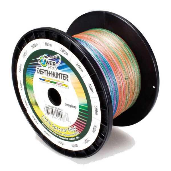 Power Pro Depht Hunter 455m